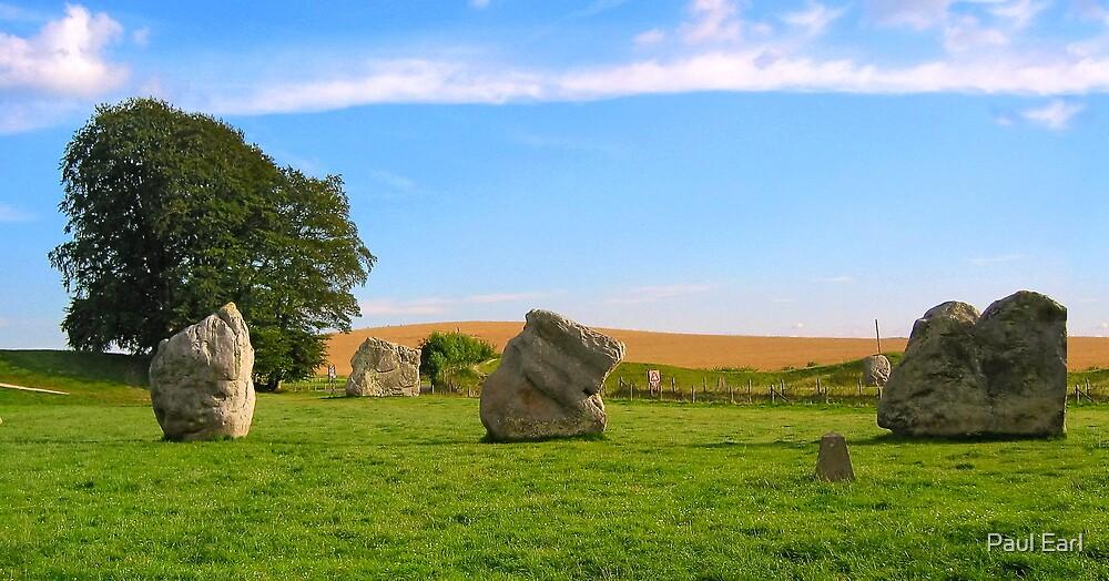 Avebury Stone Circle by Paul Earl