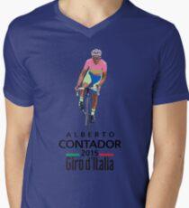 Giro 2015 Men's V-Neck T-Shirt