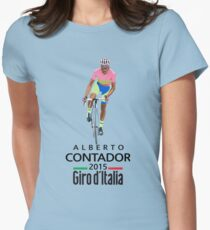 Giro 2015 Womens Fitted T-Shirt