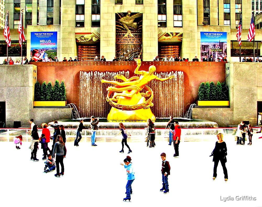 NY F.U.N by Lydia Griffiths