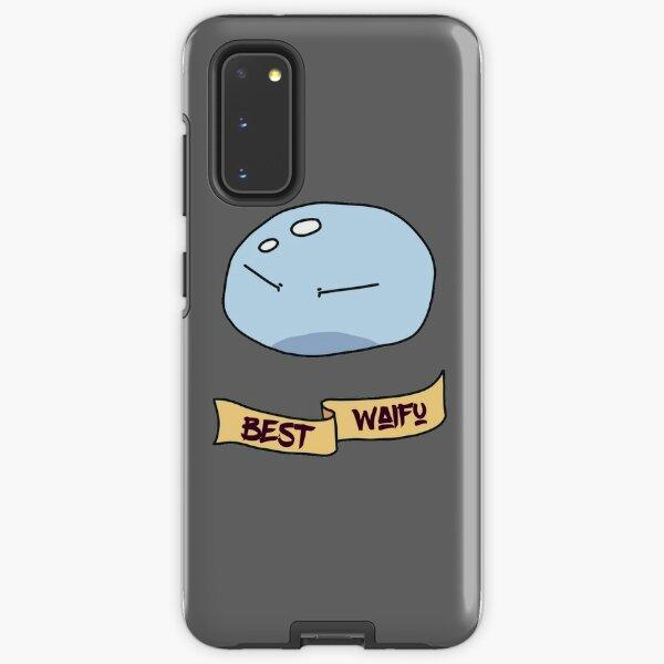 Best Slime Waifu Samsung Galaxy Tough Case