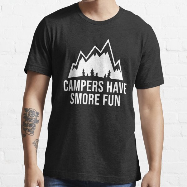 Camping and Hiking Essential T-Shirt
