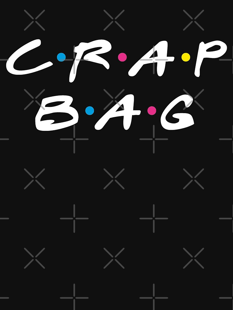 Crap Bag by coffeewithmilk