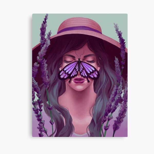 Invisible Illnesses: Lupus Canvas Print