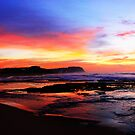 Merewether Beach NSW by monkeyfoto