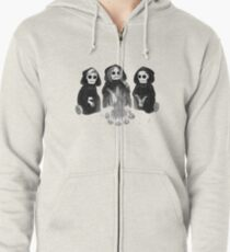 What I Know Now Zipped Hoodie