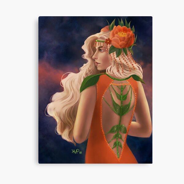 Invisible Illnesses: Multiple Sclerosis Canvas Print