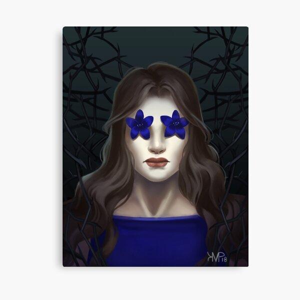 Invisible Illnesses: Paranoid Schizophrenia Canvas Print