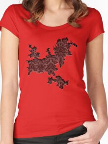 Inside You Women's Fitted Scoop T-Shirt