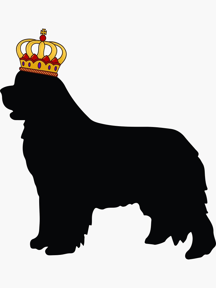 Newfie Royalty by itsmechris