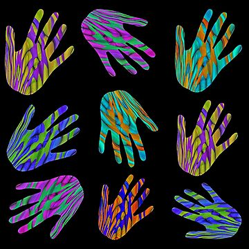 Hands by CarolM