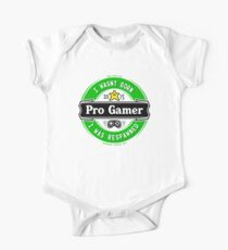 Pro Gamer Kids Clothes