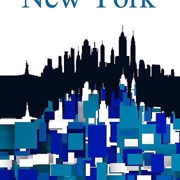 New York 2 by AlbertoRuiZ