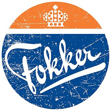 Fokker Flugzeugwerke Triplane Logo by quark