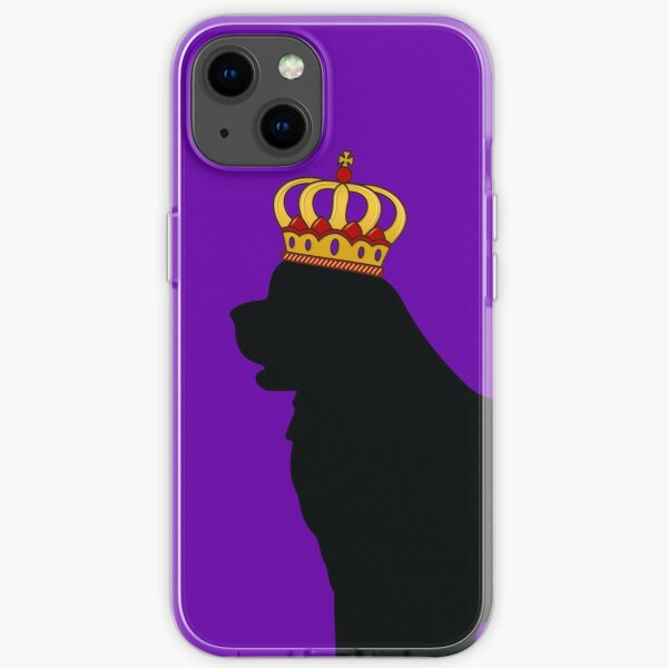Newfie Royalty iPhone Soft Case