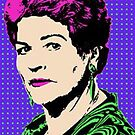 Pat Butcher by MworldTee