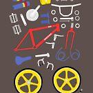 BMX Parts by Chris Jackson