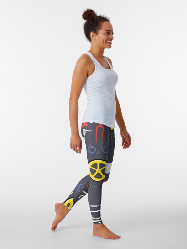 Alternate view of BMX Parts Leggings