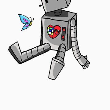 robot by blumascara