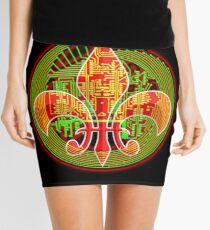 Tech Junkie Mini Skirt
