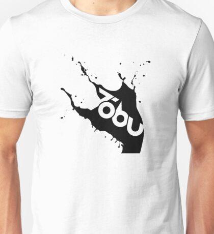 Tobu - Black Splash T-Shirt