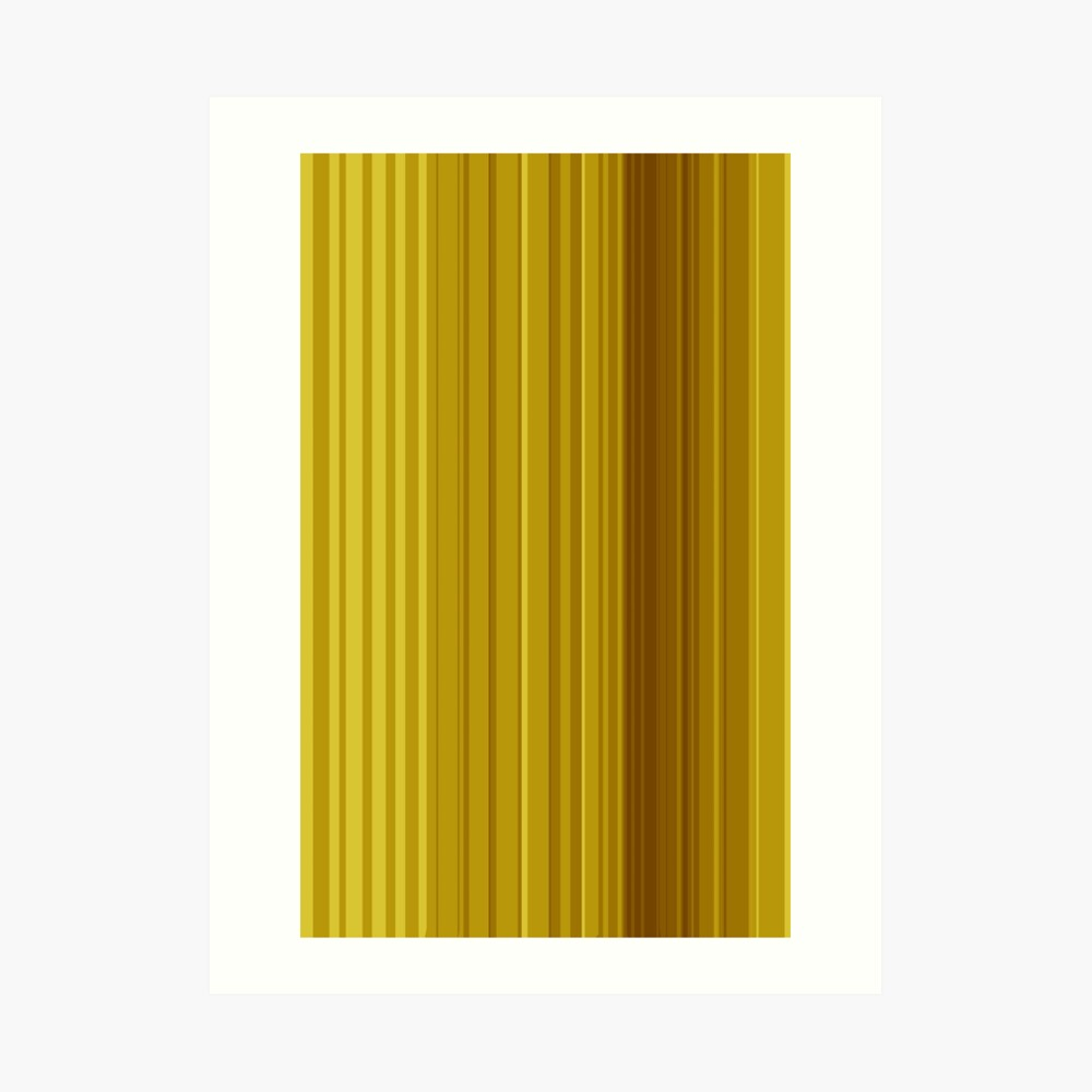 bambú Lámina artística