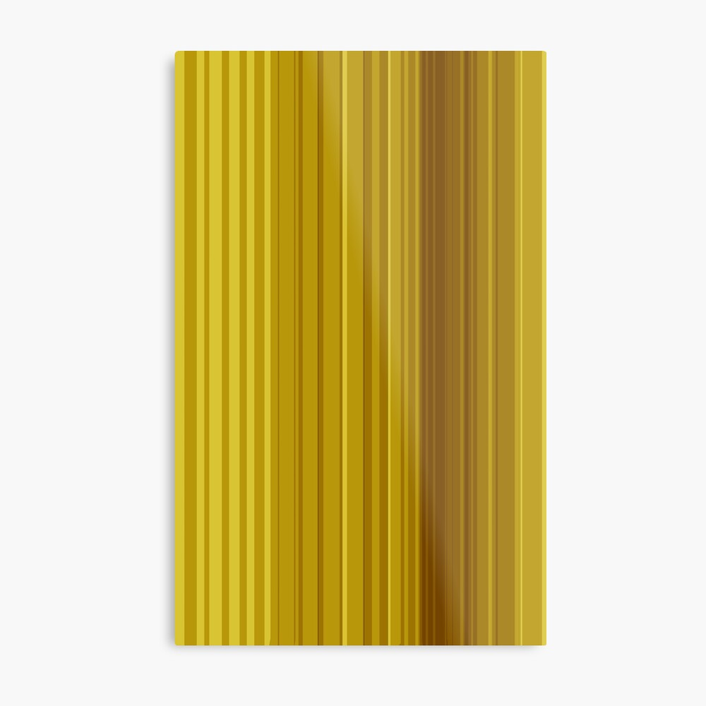 bambú Lámina metálica