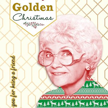 Merry Golden Christmas by monpetitbambino