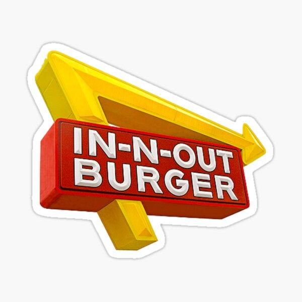 Innout Logo Sticker