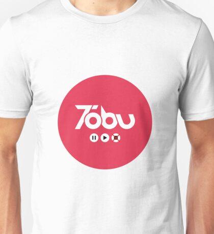 Tobu Play Circle - Red T-Shirt