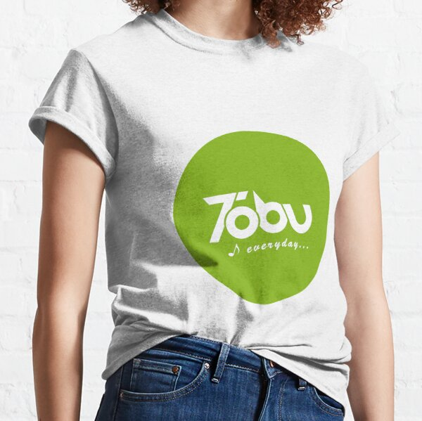Tobu Everyday - Green Classic T-Shirt