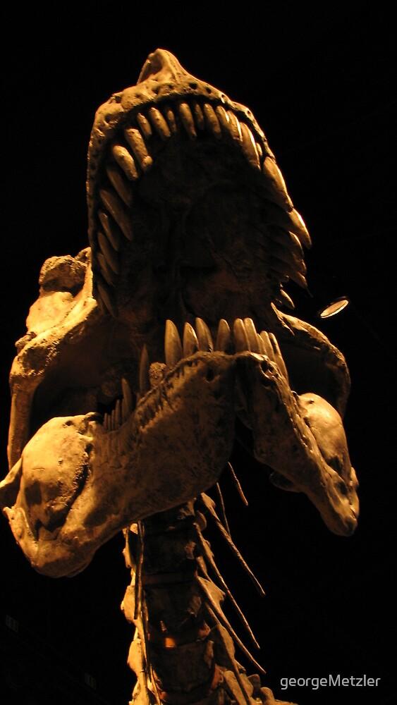 Tyrantisaurus by georgeMetzler