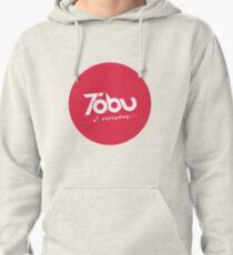 Tobu Everyday - Red Pullover Hoodie