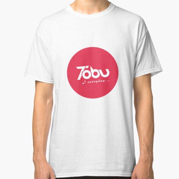 Tobu Everyday - Red Classic T-Shirt