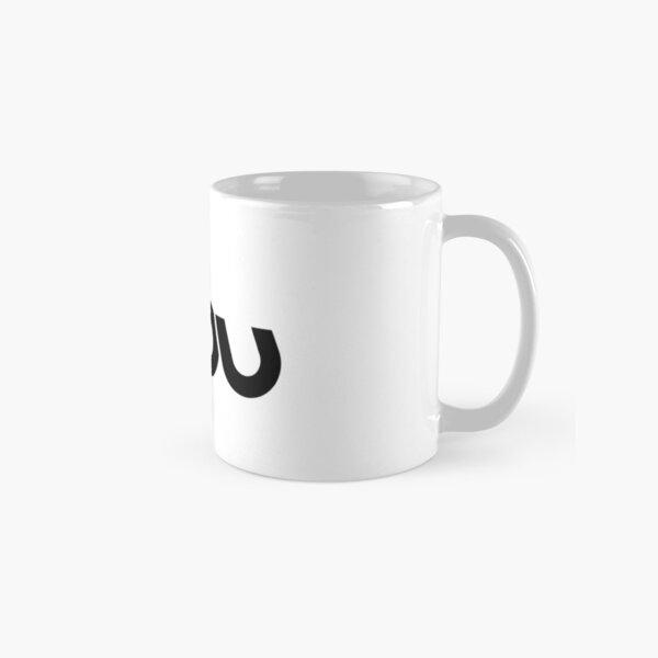 Tobu - Black Logo Classic Mug