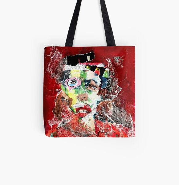 Catharsis 13 All Over Print Tote Bag