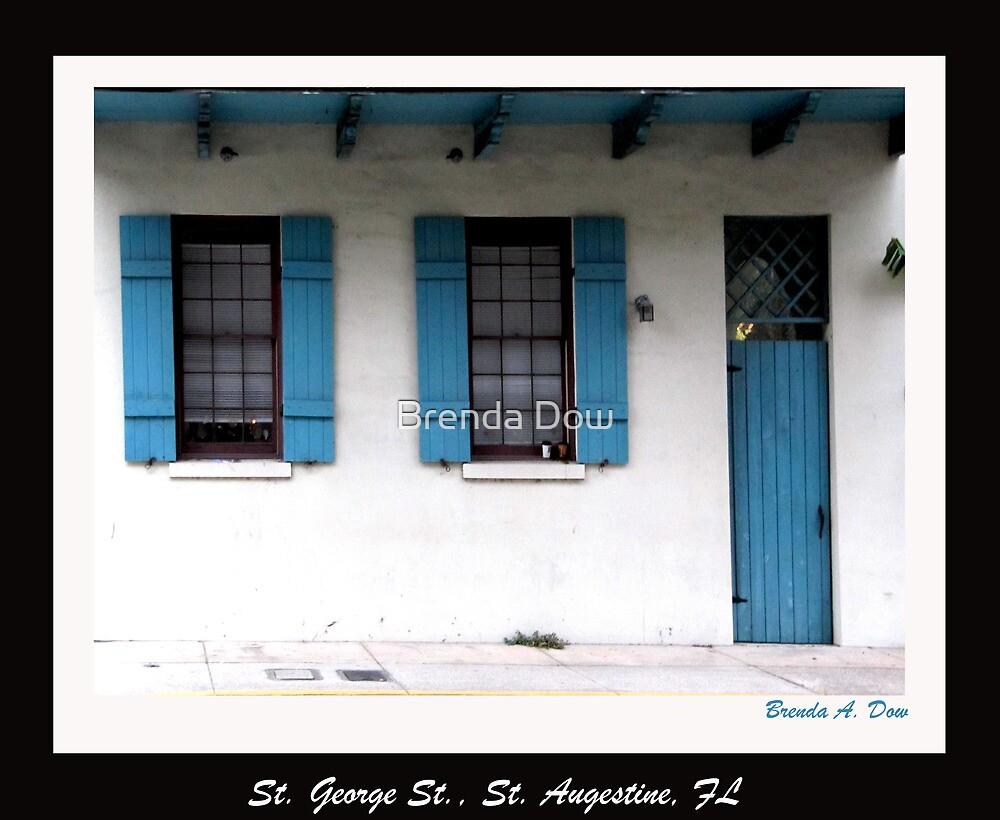 St. George Street by Brenda Dow