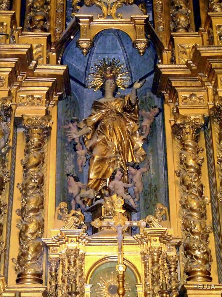Notre Dame des Anges en Collioure by HELUA