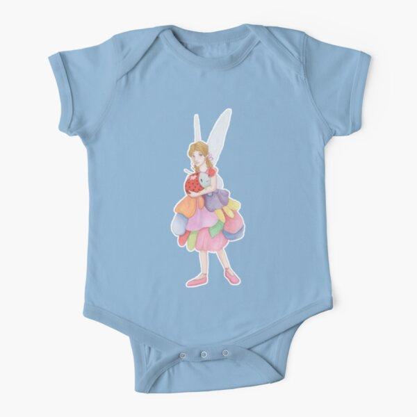 Mae  Short Sleeve Baby One-Piece