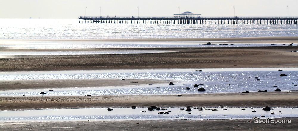 Sandgate Pier by GeoffSporne