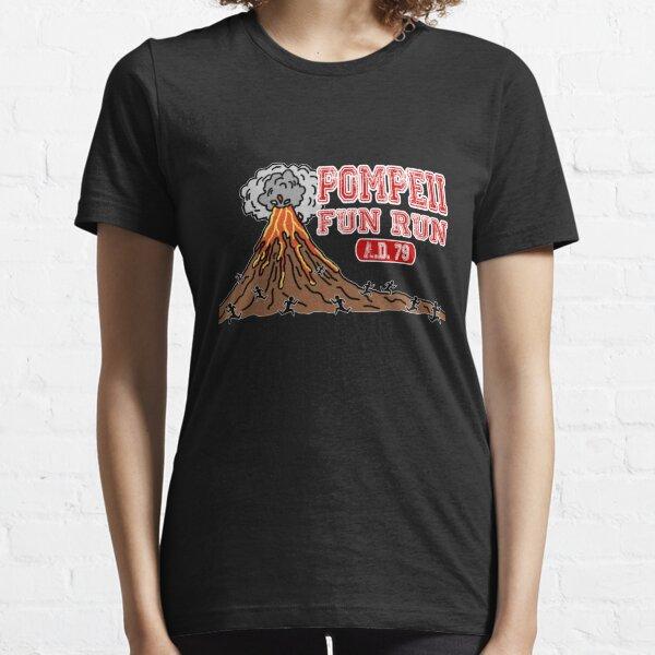 Pompeii Fun Run Essential T-Shirt