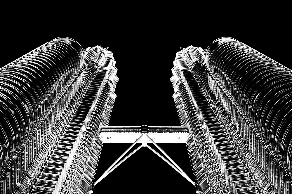 Petronas Towers by Bad Monkey Photography