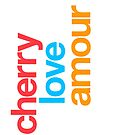 Cherry Love Amour - Bold Type by microfilm
