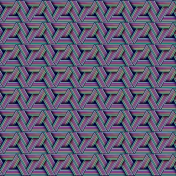 Rainbow Pattern by TM490