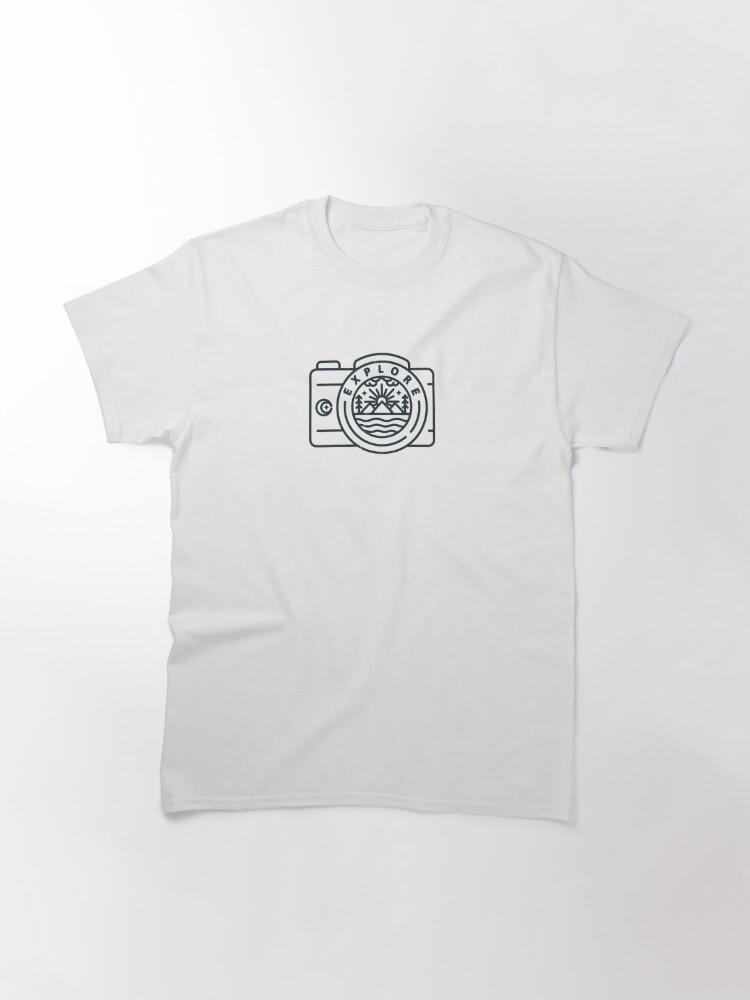 Alternative Ansicht von Entdecken - Ver. 2 Classic T-Shirt