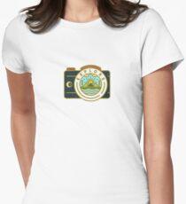 Explorer T-shirt moulant