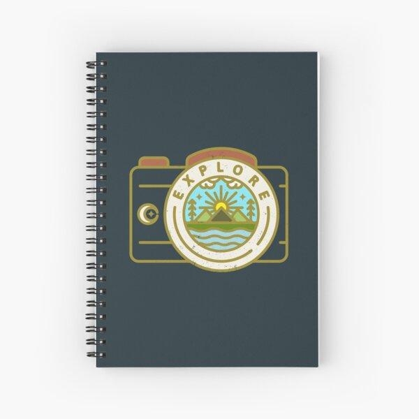 Explore Spiral Notebook