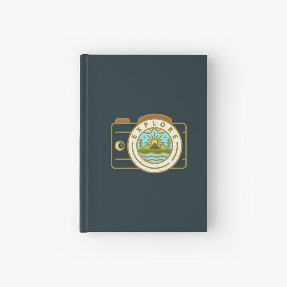 Explore Hardcover Journal
