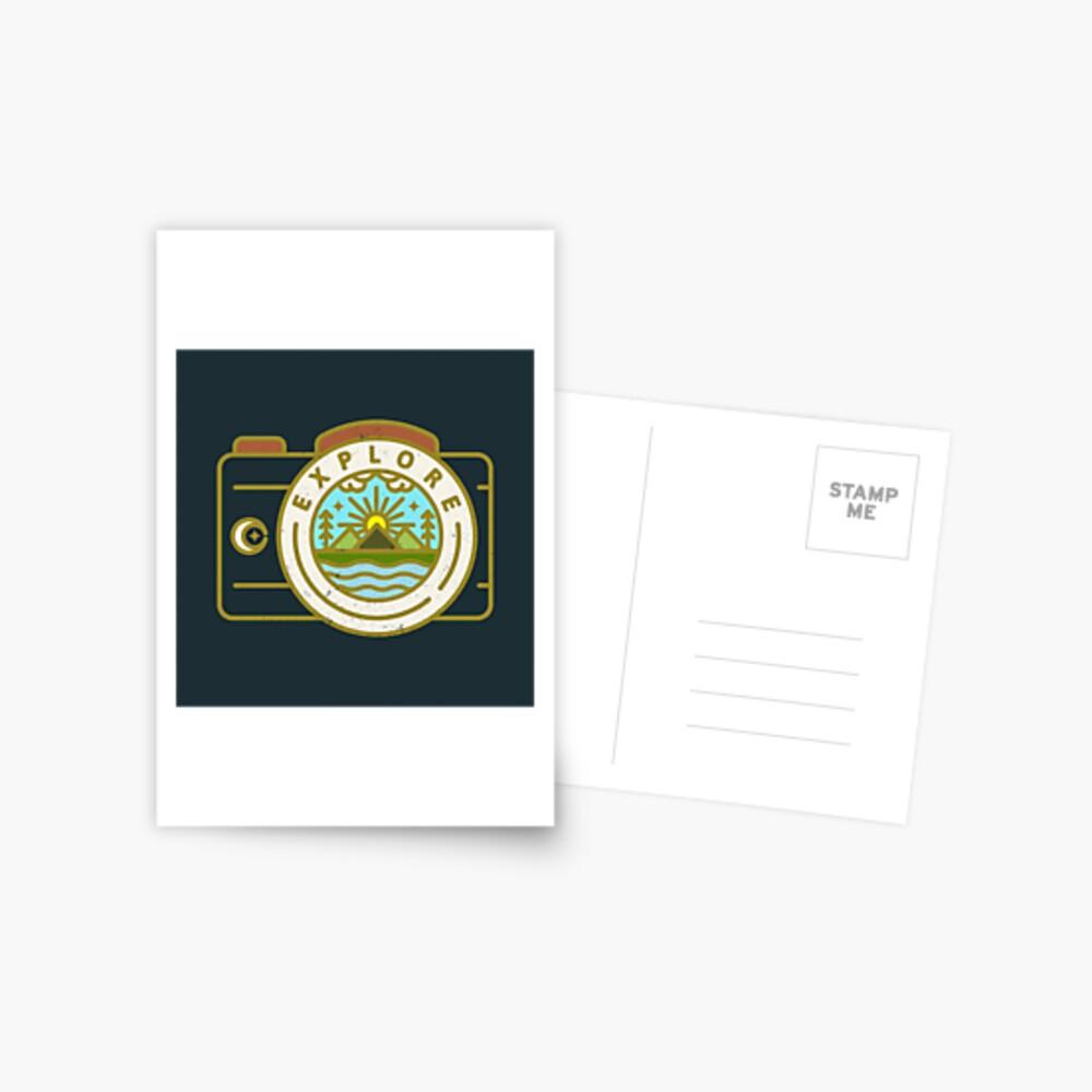 Explore Postcard