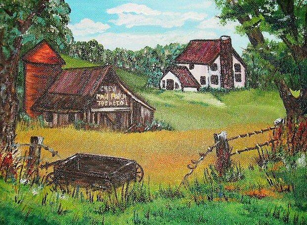 WVa Country Roads #1 by terrilee
